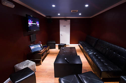 Private Party Room Karaoke